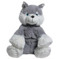 Wishpets Stuffed Sitting Husky