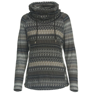 Woolrich Women's Mile Run Cowl Neck Sweater