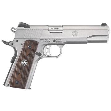 Ruger SR1911 Hardwood 45 Auto 5 8-Round Pistol