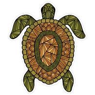 Sticker Cabana Realistic Turtle Sticker