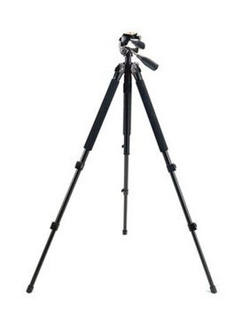 Bushnell Advanced Titanium Tripod w/ 3-Way Pan Head