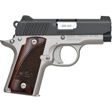 Kimber Micro Two-Tone 380 ACP 2.75 7-Round Pistol