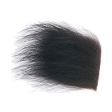 Wapsi Black Bear Fur Fly Tying Material