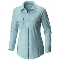 Columbia Women's Rocky Ridge Long-Sleeve Shirt