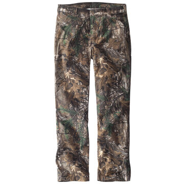 Carhartt Mens Rugged Flex Rigby Camo Dungaree Pant