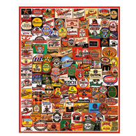 White Mountain Jigsaw Puzzle - Cheers