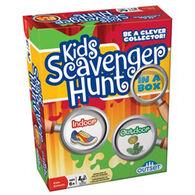 Outset Media Kids Scavenger Hunt Card Game