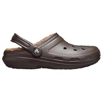 Crocs Mens Classic Fuzz-Lined Clog
