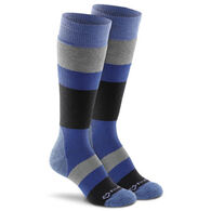 Fox River Mills Women's Polar Stripe Medium Weight Knee High Sock