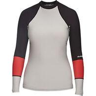 Dakine Women's Flow Snug Fit Long-Sleeve Surf Shirt