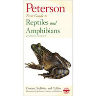 Peterson First Guide to Reptiles and Amphibians By Roger Conant, Robert Stebbins, Roger Peterson & Joseph Collins