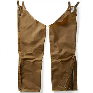 Filson Mens Oil Finish Double Tin Chaps with Zipper