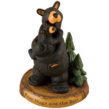 Big Sky Carvers Bear Hugs Figurine