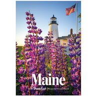 Maine: Down East 2022 Engagement Calendar by Editors of Down East