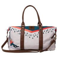 Krimson Klover Women's Valley Girl Weekender Bag