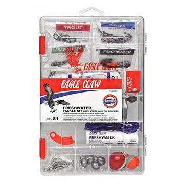 Eagle Claw Lead Alternative Freshwater Kit