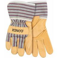 Kinco Boy's & Girl's Grain Pigskin Leather Palm Glove