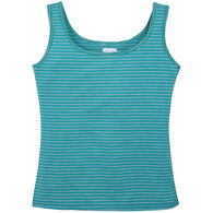 Nina Capri Women's Stripe Tank Top