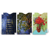 Fig Design Women's Fine Art 2 RFID Credit Card Sleeve