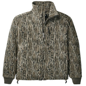 Filson Mens Mossy Oak Mackinaw Wool Field Jacket