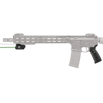 Crimson Trace LNQ-100G LiNQ Wireless Green Laser Sight & Tactical Light for AR-Type Rifles
