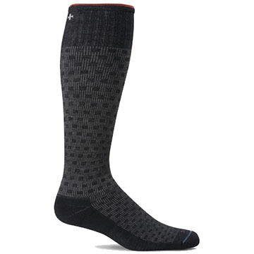 Goodhew Sockwell Mens Shadow Box Compression Sock