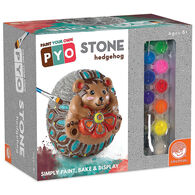 MindWare Paint Your Own Stone: Hedgehog