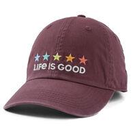 Life is Good Men's Star Spectrum LIG Chill Cap