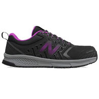 New Balance Women's 412 Alloy Toe Work Shoe