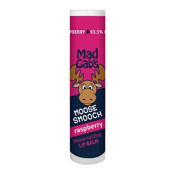 Mad Gab's Raspberry Moose Smooch Stick Lip Balm