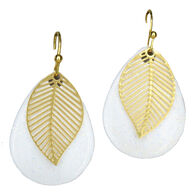 Eye Catching Jewelry Women's Leaf Earring