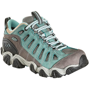 Oboz Womens Sawtooth Low BDry Hiking Shoe