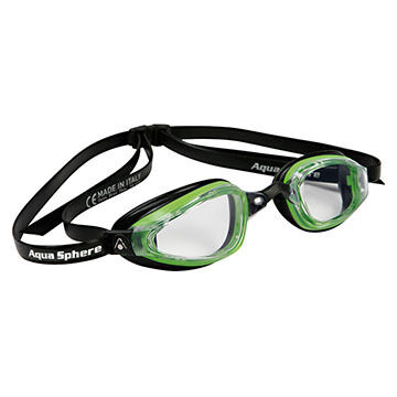 Aqua Sphere K180+ Clear Lens Swim Goggle - Discontinued Model