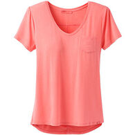 prAna Women's Foundation Short-Sleeve Shirt