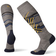 Smartwool Men's PhD Ski Medium Pattern Sock