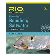 RIO Fluoroflex Bonefish / Saltwater Leader - 9 Ft.