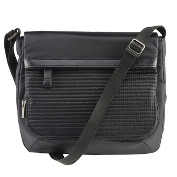 Lewis N. Clark WEA RFID-Blocking Mini Cross-Body Bag