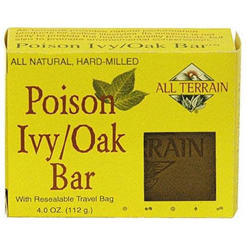 All Terrain Poison Ivy / Oak Bar Soap - 4 oz.