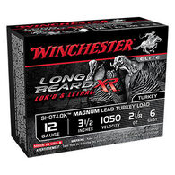 "Winchester Long Beard XR 12 GA 3-1/2"" 2-1/8 oz. #6 Shotshell Ammo (10)"