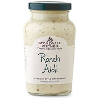 Stonewall Kitchen Ranch Aioli - 10.25 oz