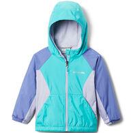 Columbia Toddler Girl's Ethan Pond Fleece Lined Jacket
