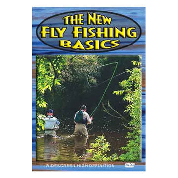 Rumpf The New Fly Fishing Basics DVD