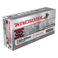 Winchester Super-X 7.62x39mm Russian 123 Grain Power-Point Rifle Ammo (20)
