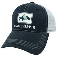 Fish Hippie Men's Classic Trucker Hat