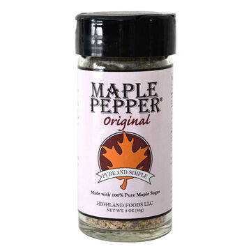 Maine Maple Products Pepper Seasoning - 3 oz.