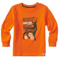 Carhartt Toddler Boys' Always On The Trail Long-Sleeve T-Shirt