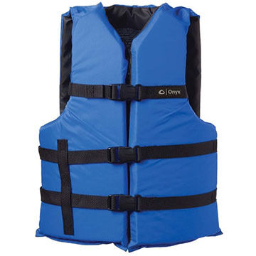 Onyx Adult General Purpose Vest PFD