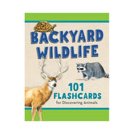 Backyard Wildlife: 101 Flashcards for Discovering Animals by Todd Telander