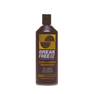 Break-Free CLP 4 oz. Lubricant Liquid w/ Extender Tube