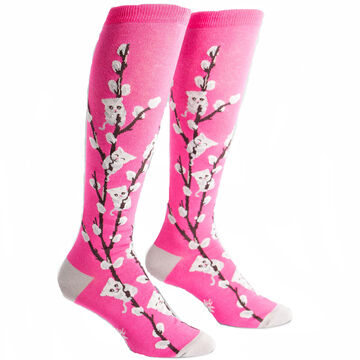 Sock It To Me Womens Kitty Willows Sock